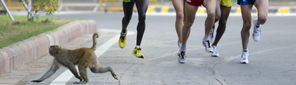 Ben Moreau – marathon runner